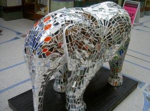 Discoball Elephant!!