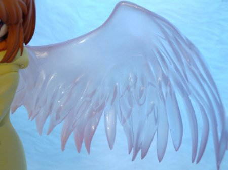 I LOVE the wings. Simply magical.