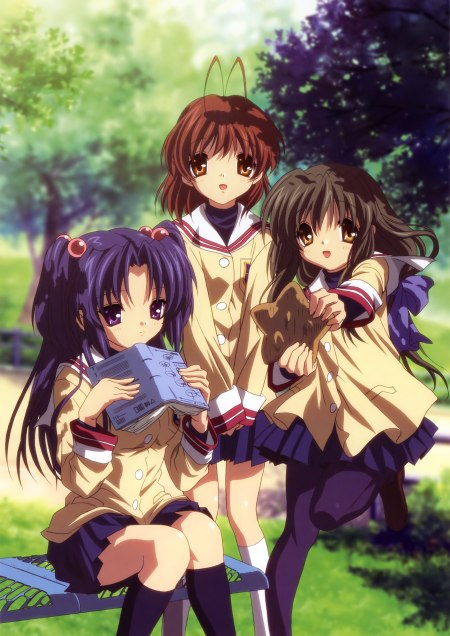 Best pic I had with Fuko and Kotomi in. I think I've used it before.