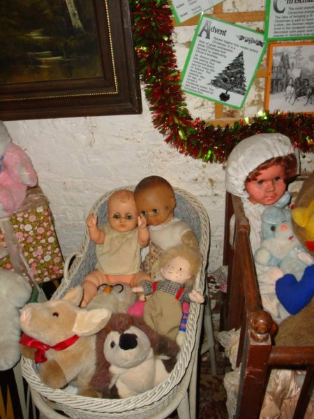 More dead babies... The one with the bonnet just looks like pure evil..