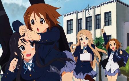 My current background. Mio-love!