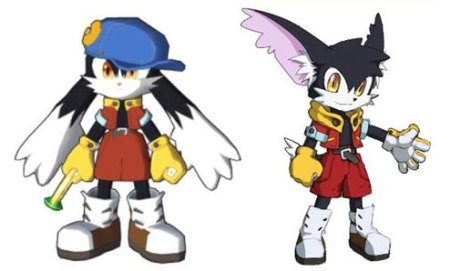 They almost redesigned Klonoa for the american audiences... HATE that they even considered it...
