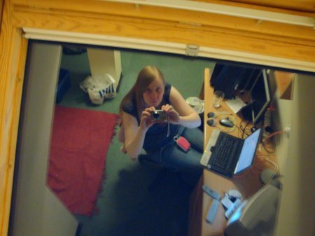 Whats that I can see? An alternate dimension through my Velux roof window? Ooooooo