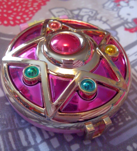 Crystal Star Compact, probably my favourite.