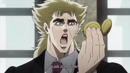 Speedwagon-san is the most awesome. R.E.O Speedwagon-san XD