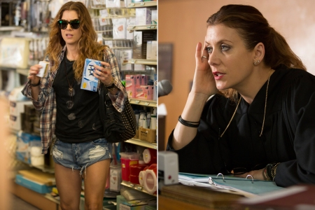 It does show off how attractive Kate Walsh is. In various youthful outfits, and in Judges robes.