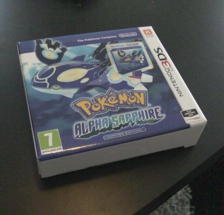 Limited Edition. Awwwwwww yeah!