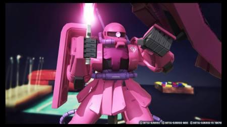 pink zaku 2